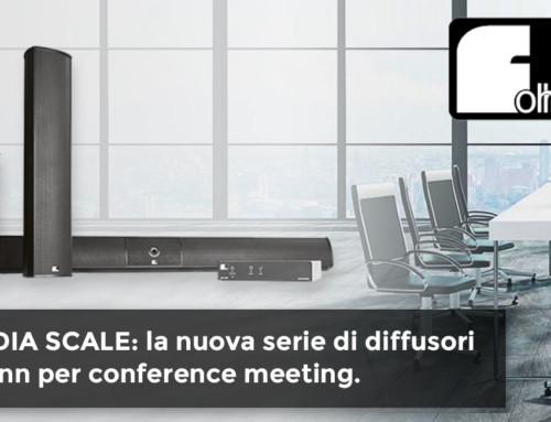 Fohhn Media Scale: diffusori Fohnn per conference meeting