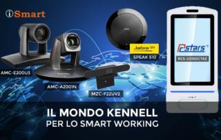 Il mondo kennelll per lo smart working