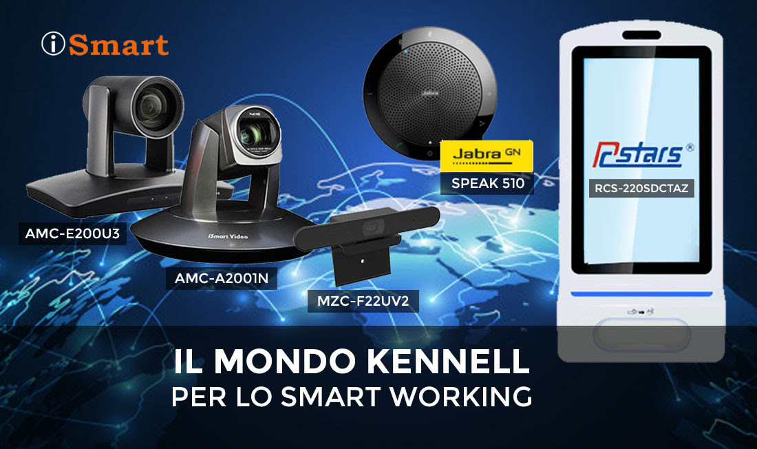 Il mondo kennelll per lo smart working