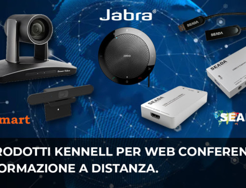 Il mondo Kennell per lo smart working: I-Smart, Jabra e SEADA
